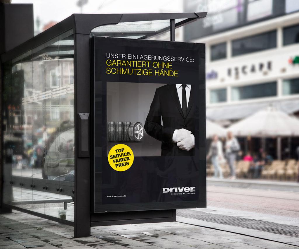 Saisonale Kampagnen, Corporate Design, laufende Betreuung